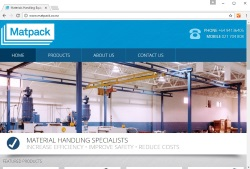 Matpack Materials Handling Supplier