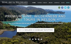 Wine Art & Wilderness Tours - Nelson
